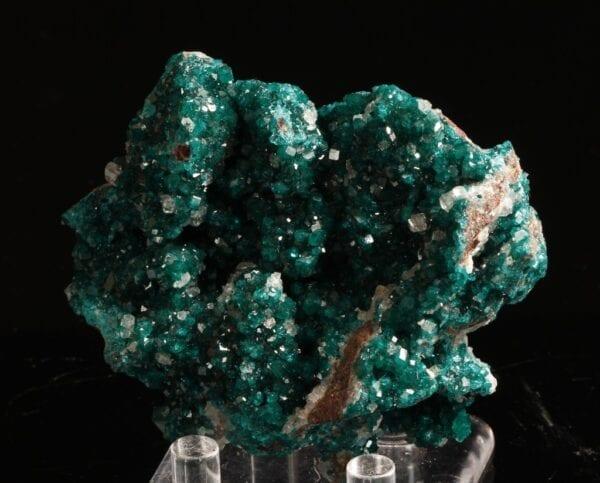 dioptase-calcite-684486841