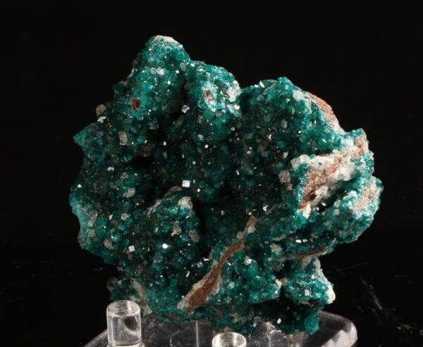 dioptase-calcite-958040315