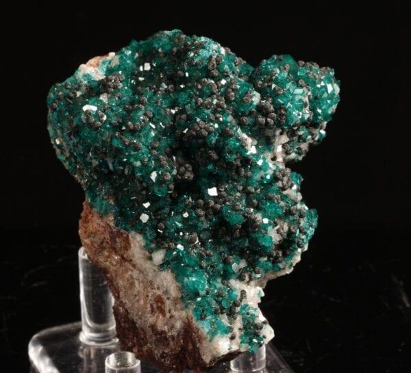 dioptase-heterogenite-calcite-1951700686