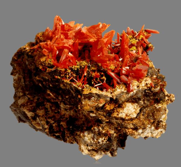 crocoite-pyromorphite-780469483