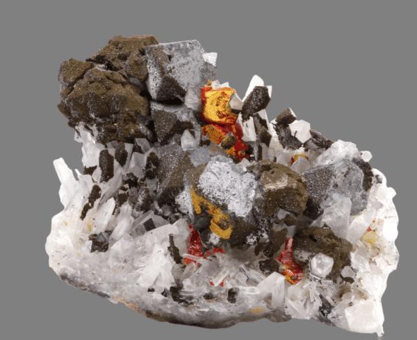 realgar-quartz-galena-sphalerite-and-orpiment-217434336