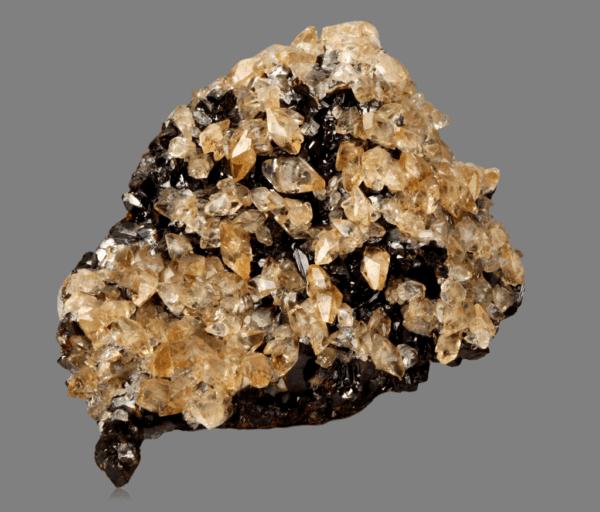 calcite-sphalerite-353867694