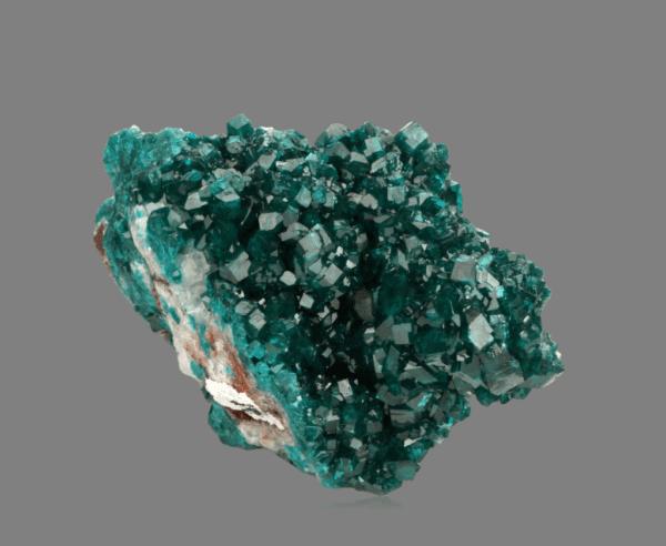 dioptase-calcite-1048334124