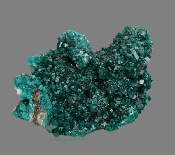dioptase-calcite-456234591