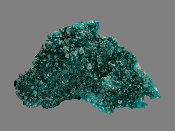 dioptase-calcite-723337535